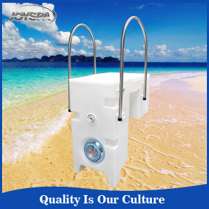 Factory Supply Cheap Plastic Integrative Swimming Pool Filter pictures & photos