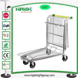 Heavy Duty Platform Hand Cart for Transport pictures & photos