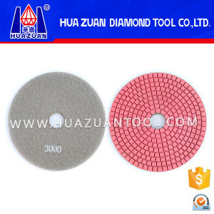 High Working Efficiency Diamond Polishing Pads for Marble Granite pictures & photos