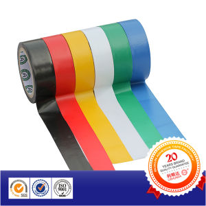 Approved Flame Retardant & Lead Free Electrical PVC Insulation Insulating Tape pictures & photos