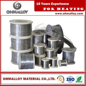 Reliable Quality Ohmalloy Nicr8020 Soft Bright Wire for Metal Film Resistors pictures & photos