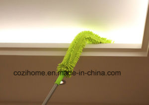 Telescopic Handle Double Sides Chenille Duster for Cleaning (3102CH) pictures & photos