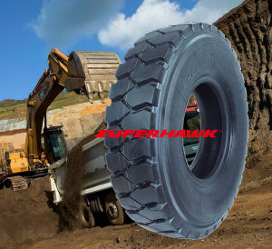 Superhawk Tire Mining Tire 1200r24 pictures & photos