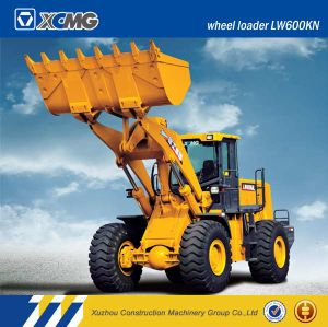 XCMG Official Lw900kn\Lw900kn-LNG 9ton Wheel Loader (more models for sale) pictures & photos