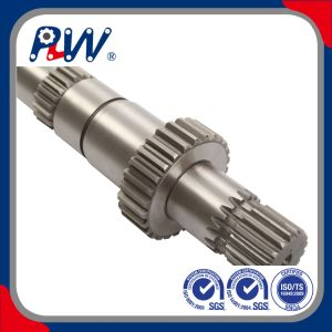 OEM Automobive Gearbox Drive Gear Shaft pictures & photos