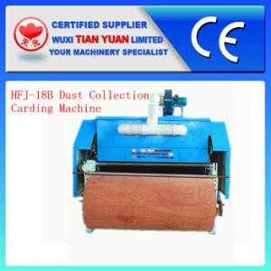 Nonwoven Carding Machine (HFJ-18) pictures & photos