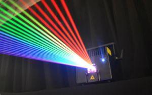 Mini 3000MW RGB 30k DMX Ilda Animation Laser Effect Light pictures & photos