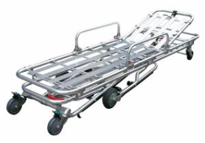 Aluminum Alloy Ambulance Stretcher Yxh-3D pictures & photos
