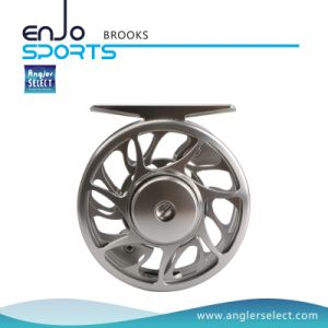 Aluminum CNC Fishing Tackle Fly Reel pictures & photos