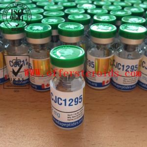 Peptide Bremelanotide Powder PT-141 in Vials for Treating Sexual Disorders pictures & photos