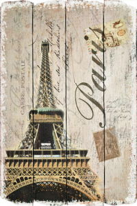 Home Decor Wood Wall Arts Crafts Pairs Wooden Sign for Wall Decor pictures & photos