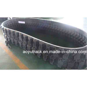 Mini Excavator Rubber Track Size 260X109X35 pictures & photos