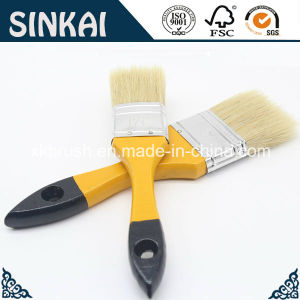 1 Inch Paint Brush with Natural Bristle pictures & photos