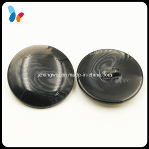 30mm Custom Fancy Resin Shank Button for High-End Garment pictures & photos