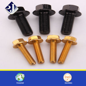 Grade 8.8 Hex Flange Screw pictures & photos