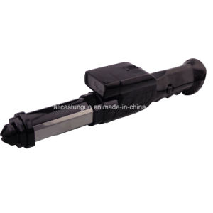 Telescopic Stun Guns with Flashlight and Alarm for Security Guard (TW-09) pictures & photos