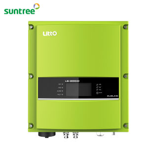 5000W 10kw 15kw 20kw 30kw WiFi Function Solar Inverter with MPPT for on Grid Tie Solar System DC to AC Inverter pictures & photos