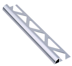 Aluminium Quadrant Tile Trim pictures & photos