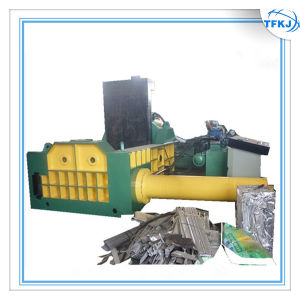 Hydraulic Aluminum Package Baling Machine pictures & photos