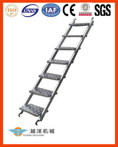 Scaffold System-Aluminium Portable Step Ladder pictures & photos