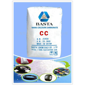 Nano Calcium Carbonate CaCO3 for Pakistan Plastic Industry