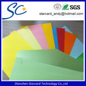 Hot! ! New Arrival 10 Colors Kraft Paper Gift Card Envelopes pictures & photos