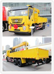 Iveco Crane Truck 10 Ton Trcuk Mounted Crane for Sale pictures & photos