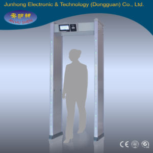 Walking Through Type Security Metal Detector Door with Touch Screen pictures & photos