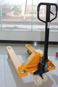 2000~5000kg Pallet Truck with High Quality (Welded Pump) pictures & photos