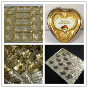Chocolate Packaging Calendered PVC Film with No Crack Ybb00212005