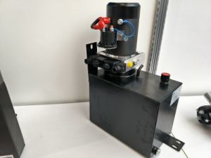 24V 2.2kw Power Unit with Square Tank pictures & photos