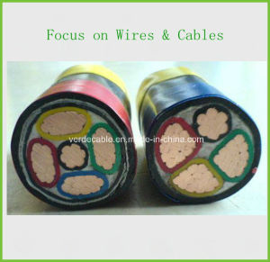 Multicore Underground PVC Cables, Electric Power Cable pictures & photos