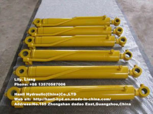 Hydraulic Movable Arm Oil Cylinder for Excavator/Bulldozer /Loader pictures & photos