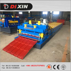 Automatic Glazed Tile Cold Roll Forming Machine with ISO pictures & photos
