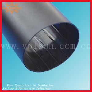 Polyolefin Black Semi Rigid Heat Shrink Tube 3: 1 pictures & photos