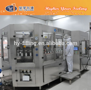 Juice Filling Seaming Machine From Hy-Filling pictures & photos