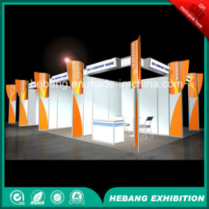 Hb-L00041 3X3 Aluminum Exhibition Booth pictures & photos