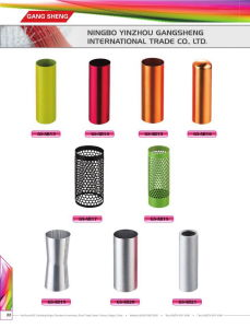Thermal Brush Accessory Aluminum Tubes, OEM Order pictures & photos