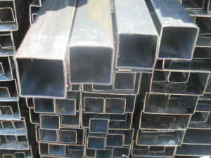 30X30X1.0 Hollow Section Galvanized Square Steel Tube pictures & photos