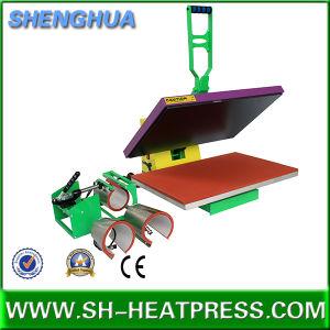 2 in 1 High Pressure Heat Press Machine with Mug Heat Press Accessory pictures & photos