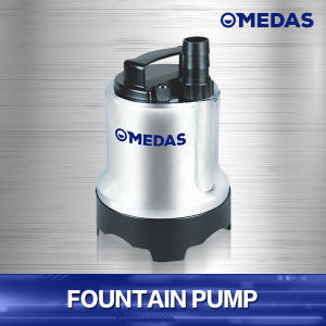 Efficient Performance and Energy Conversation Fountain Pump pictures & photos