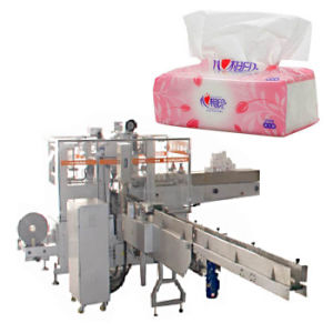 Virgin Facial Tissue Paper Packing Machine pictures & photos