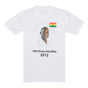 Cheap Wholesale Election Campaign Printed Tshirt (TS011W) pictures & photos