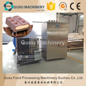 Ce Approved Gusu Chocolate Temperature Adjustable Machine China Factory pictures & photos