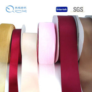 Webbing/Ribbon for Garment Decorate, Roll PP/Polyster Satin Webbing pictures & photos