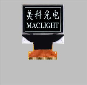 0.95 Inch Pm OLED Display Module 96X64 Pixels White Blue Color pictures & photos