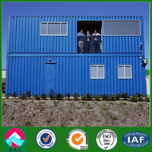 Portable Prefabricated Shipping Container House for Miners (XGZ-PCH 013) pictures & photos