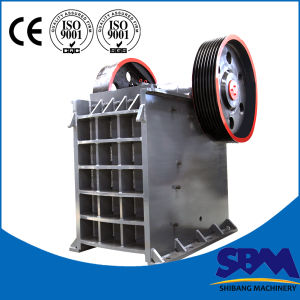 PE Jaw Crusher Quality Assurance pictures & photos