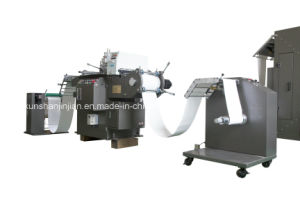 BV Roll to Roll Automatic Slik Screen Printing Machine (JJ450) pictures & photos