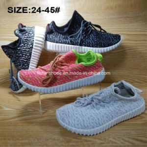 2016 Classic Style Unisex Injection Flyknit Casual Shoes Running Shoes pictures & photos